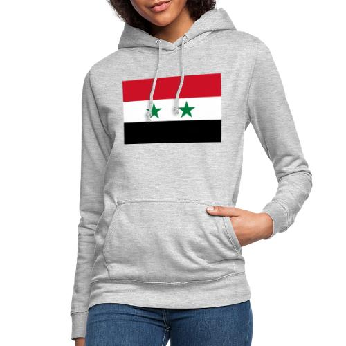 syrien - Frauen Hoodie