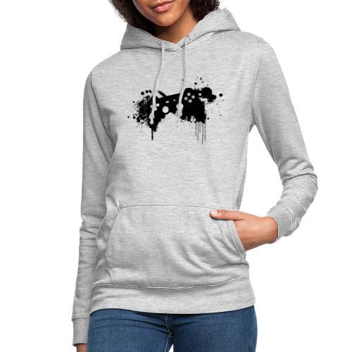 Speel harde controller - Vrouwen hoodie