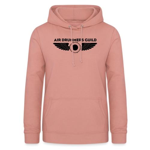 ADG Drum'n'Wings Emblem - Women's Hoodie