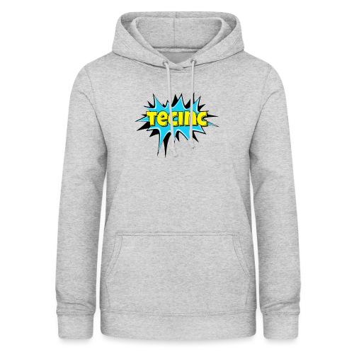 Cartoon logo - Dame hoodie