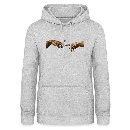 """T-shirt """"DEVOTION"""" V1 - Bluza damska z kapturem"""