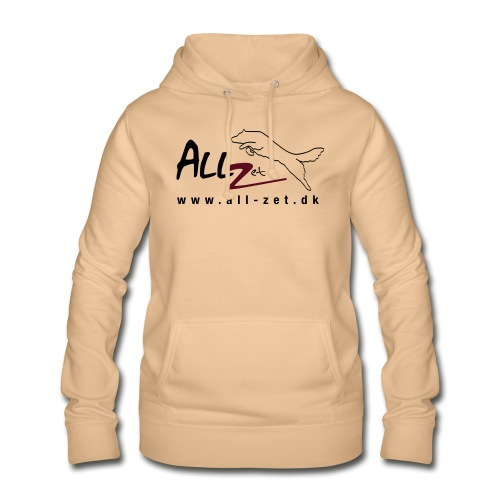 All Zet Logo - Dame hoodie