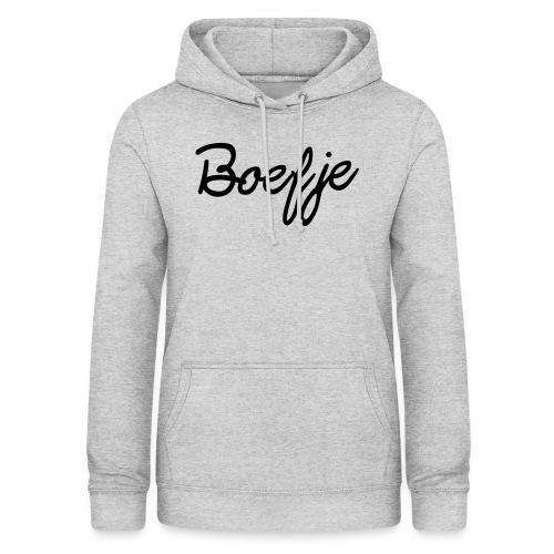 boefje - Vrouwen hoodie