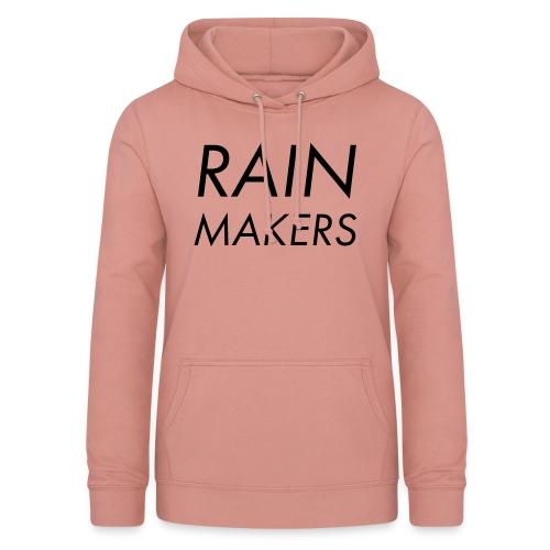 rainmakertext - Naisten huppari