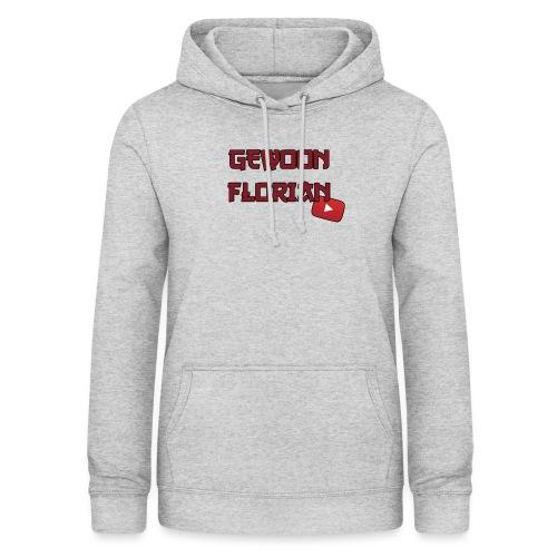 GewoonFlorian - Snapback - Vrouwen hoodie