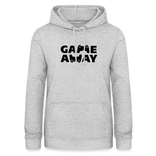 game away - Vrouwen hoodie