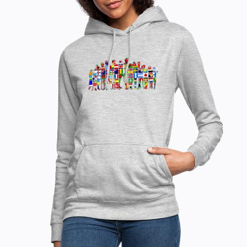 all the world - Women's Hoodie