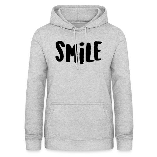 Smile - Frauen Hoodie