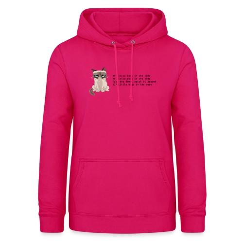 99 litle bugs of code - Vrouwen hoodie