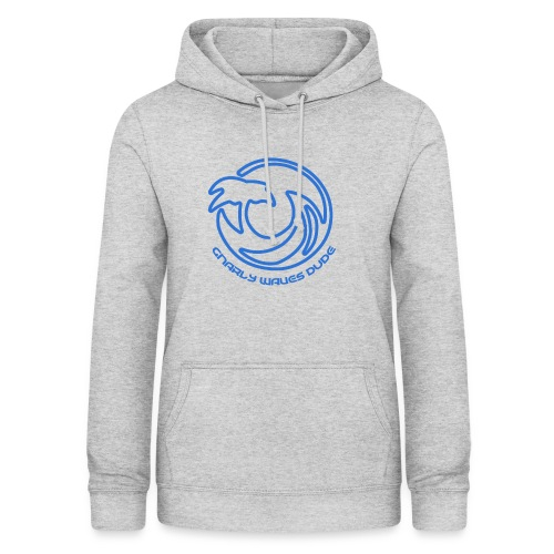 gnarly af sweather - Vrouwen hoodie