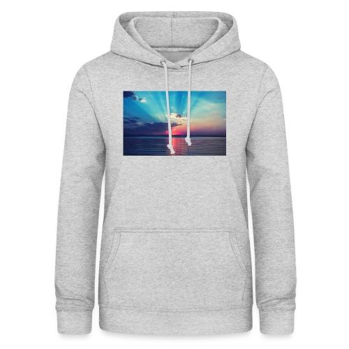 Primus- Sunrise T-shirt Weiß - Frauen Hoodie