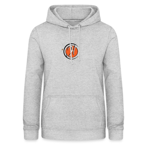 que le logo h orange - Sweat à capuche Femme