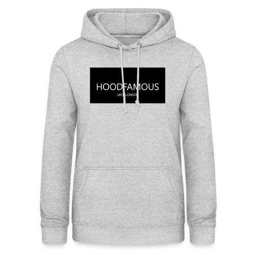 HOODFAMOUS - Frauen Hoodie