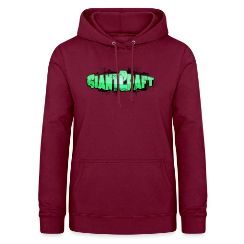 Vandflaske - GiantCraft - Dame hoodie