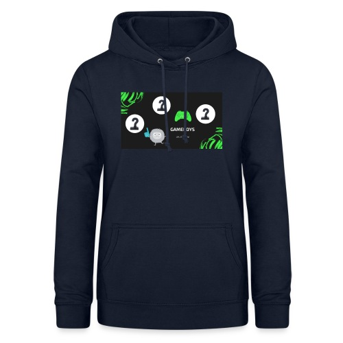 gameboys logo - Vrouwen hoodie
