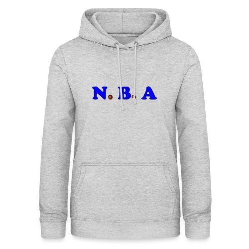 N.B.A basketball - Sweat à capuche Femme