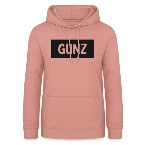 Gunz - Dame hoodie