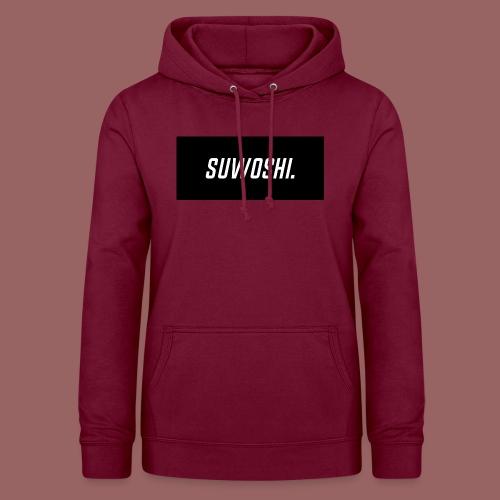 Suwoshi Sport - Vrouwen hoodie