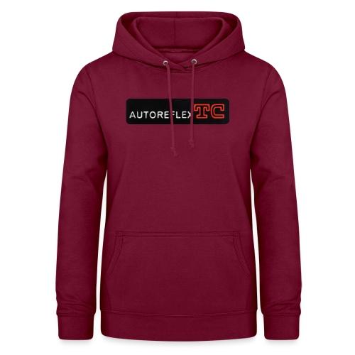 Autoreflex TC - Felpa con cappuccio da donna
