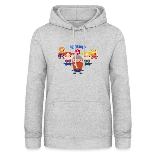 Viking Friends - Women's Hoodie