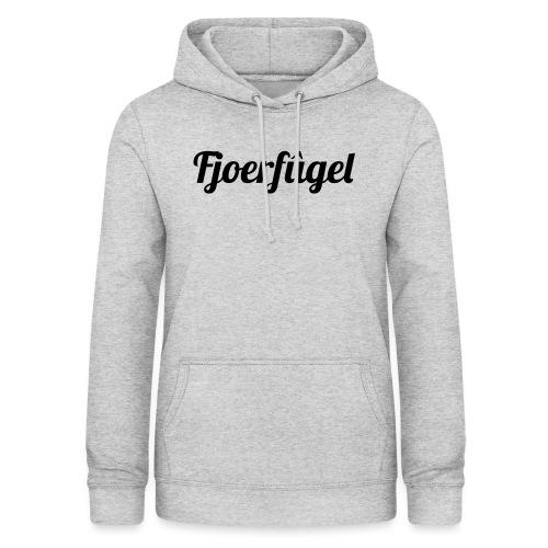 fjoerfugel - Vrouwen hoodie