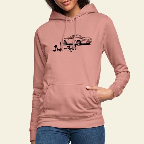 mx5 nb - Dame hoodie