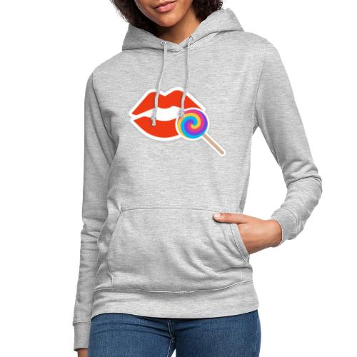 LipswLolly - Vrouwen hoodie