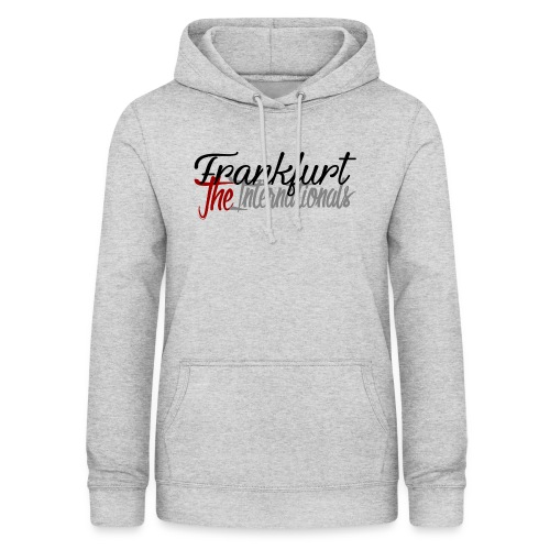 Frankfurt / the Internationals - Frauen Hoodie