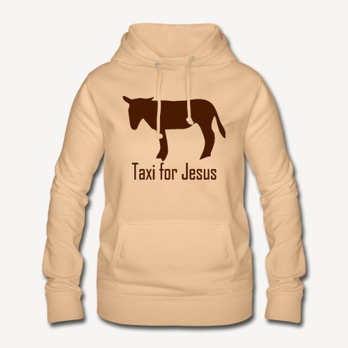 TAXI FOR JESUS - Women's Hoodie