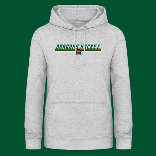 Dragons Hockey - 1 Line - Green - Frauen Hoodie