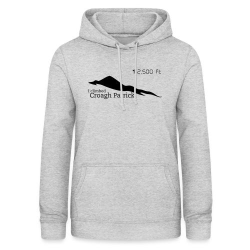 Croagh Patrick (Altitude) - Women's Hoodie