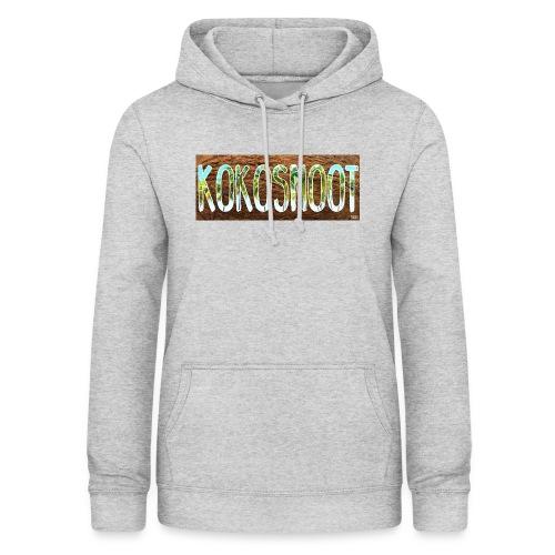Kokosnoot - Vrouwen hoodie