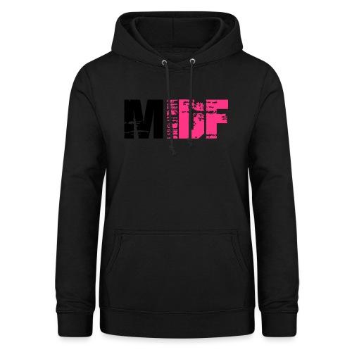 Logo MIDF 2 - Sweat à capuche Femme