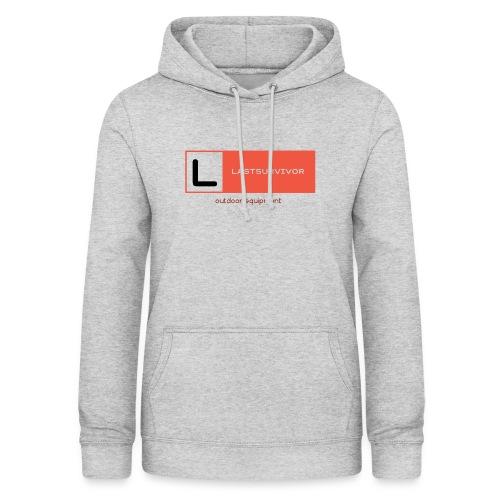 lastsurvivor orange brand - Frauen Hoodie