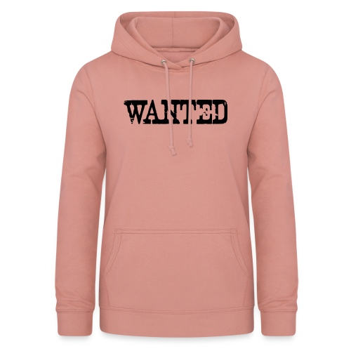 Wanted proclamation annunciation Verbrecher Suche - Frauen Hoodie