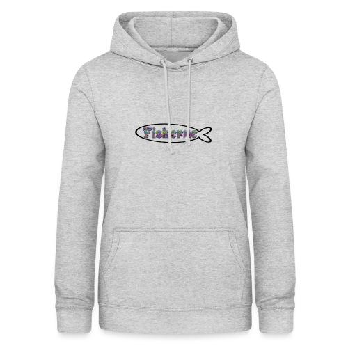 Betta Fish - Dame hoodie