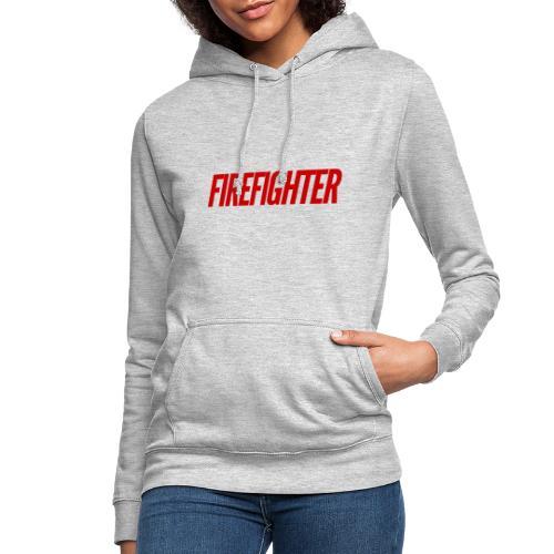 Firefighter - Hettegenser for kvinner
