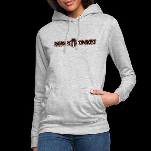 Randers Cowboys - Dame hoodie