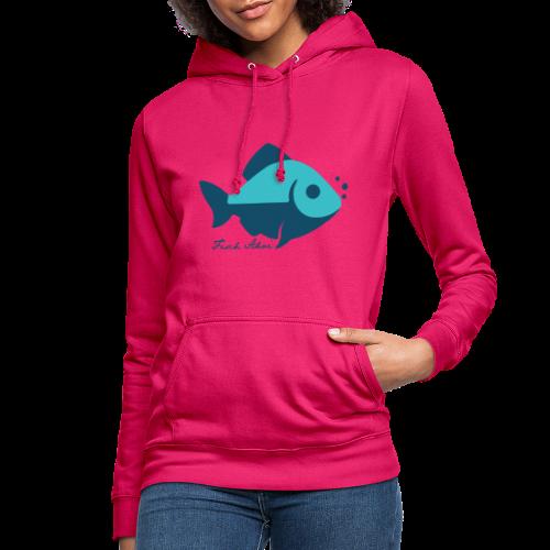 Fisch Ahoi - Frauen Hoodie