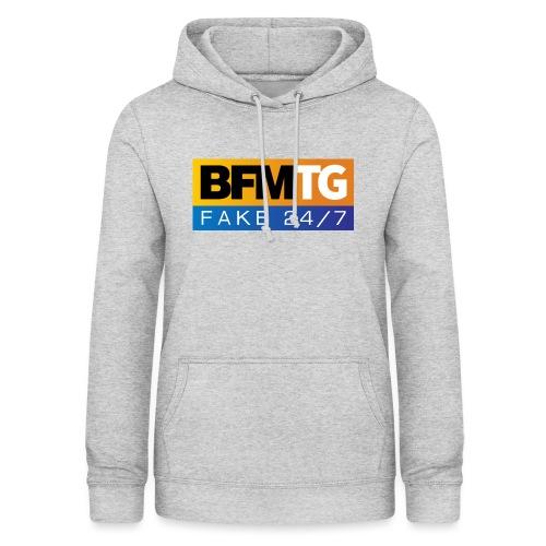 BFMTG - Sweat à capuche Femme