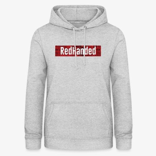 RedHanded - Women's Hoodie