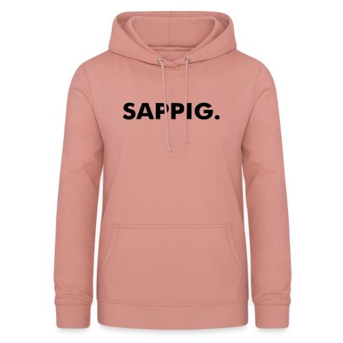 SAPPIG. - Vrouwen hoodie