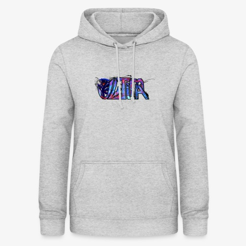 ultima logo t shirt design by toxic sparkle d5rx9e - Naisten huppari