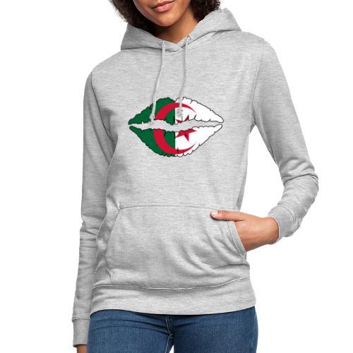 sweat algerie - Sweat à capuche Femme