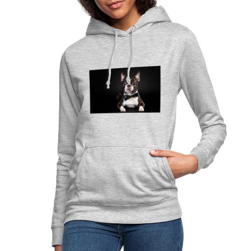 BIG DOG - Sudadera con capucha para mujer