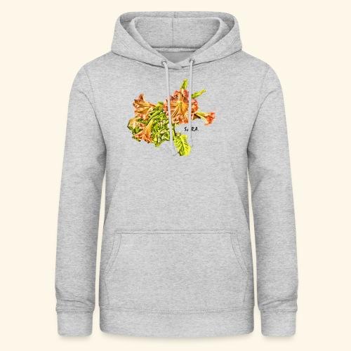 Trompetenbaum Blüten von S.A.R.A. - Frauen Hoodie