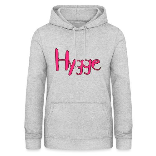 Hygge - Dame hoodie