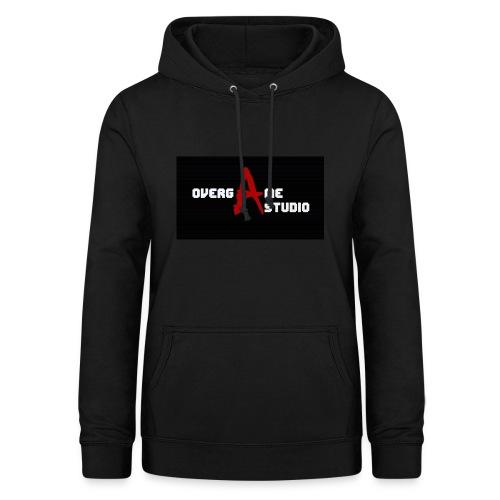 overgameStudio Logo - Sweat à capuche Femme