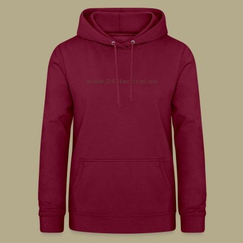 .243 Tactical Website - Vrouwen hoodie