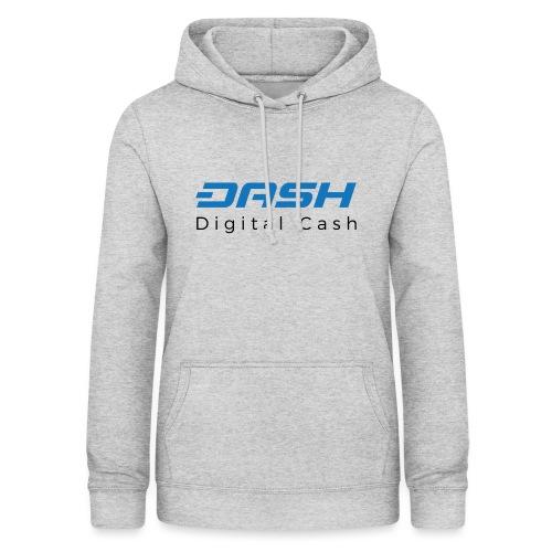 Cryptocurrency - Dash - Frauen Hoodie